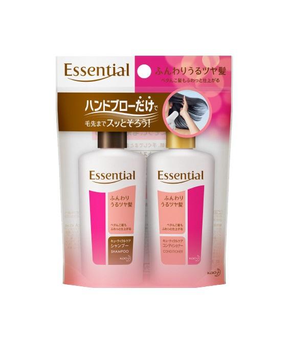 29935b0415593 Набор: восстанавливающий шампунь и кондиционер для волос с увлажняющим и  разглаживающим эффектом КAO